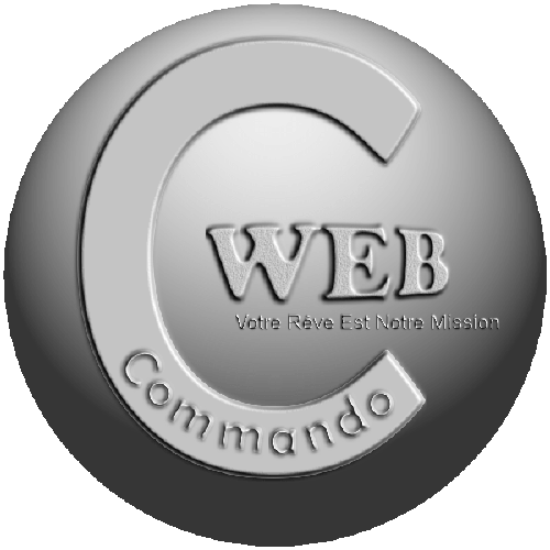 logo Commando Web ®